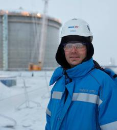 Operator at Yamal LNG in Russia-Exploration Production - Total