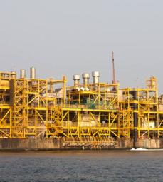 NKP andNKF2 overview, Nkossa deepwater field - Congo - Exploration Production - Total