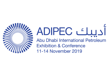 Logo Adipec 2019 - Abu Dhabi International Petroleum Exhibition and Conference - Exploration Production - Total
