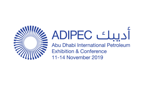 Adipec 2019 Logo - Abu Dhabi International Petroleum Exhibition and Conference - Exploration & Production - Total