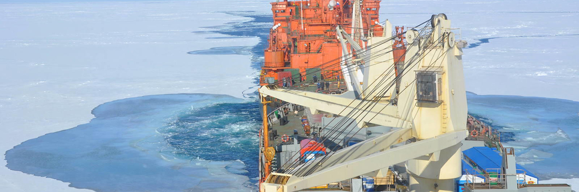 Ice-breaker ship - Yamal LNG - Russia- Exploration & Production - Total