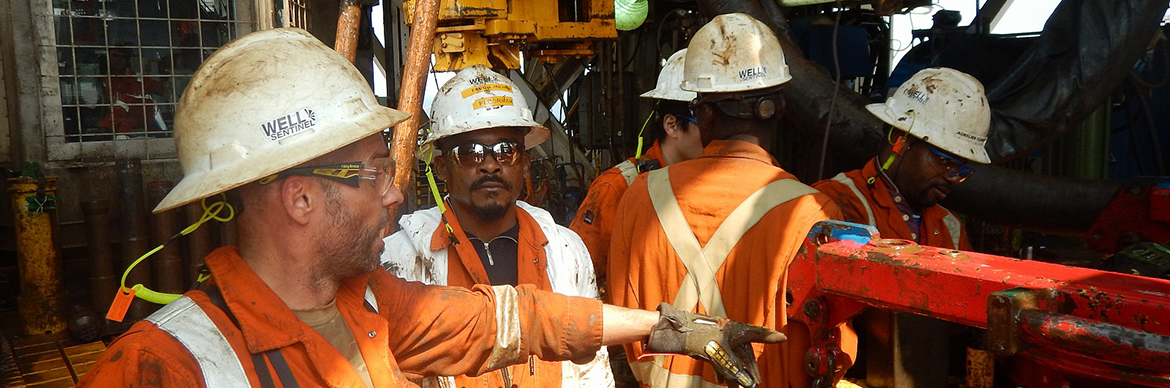 Well Sentinel team - Drilling- Exploration Production - Total