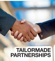 Visual Brochure Tailormade Partnerships - Exploration Production - Total