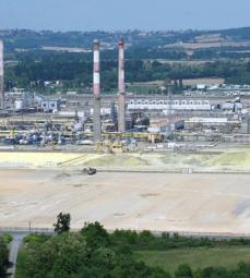 Lacq Plant - Exploration Production - Total
