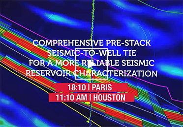 Comprehensive pre-stack seismic-to-well tie for a more reliable seismic reservoir characterization