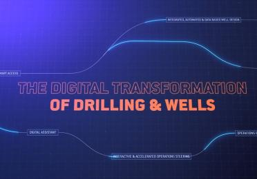 The digital transformation of drilling & wells