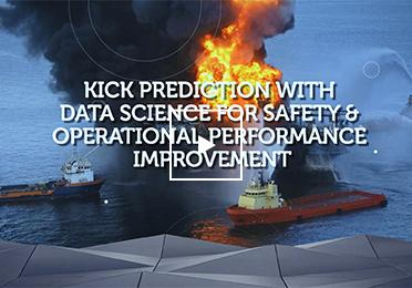 Kick prediction with data science for safety and operational performance improvement
