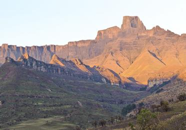 Drakensberg moutainchain, South Africa - Exploration & Production - TotalEnergies