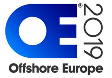Offshore Europe Conference & Exhibition logo - Exploration Production - Total