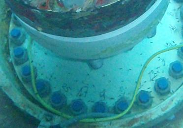 Akpo Flex Joint Repairs, Underwater Repair of Flexible Joint Couplings - Exploration Production - Total