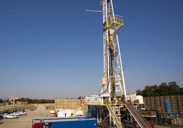 Onshore Drilling Rig - Fort Worth, Texas, USA - Exploration Production - Total