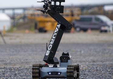 Robot Taurob - Exploration Production - Total