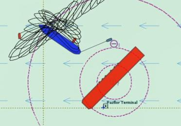 Offshore LNG transfer simulation - Exploration Production - TotalEnergies