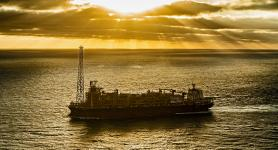 Le FPSO Kaombo Sul en transit vers l'Angola - Exploration-Production - Total