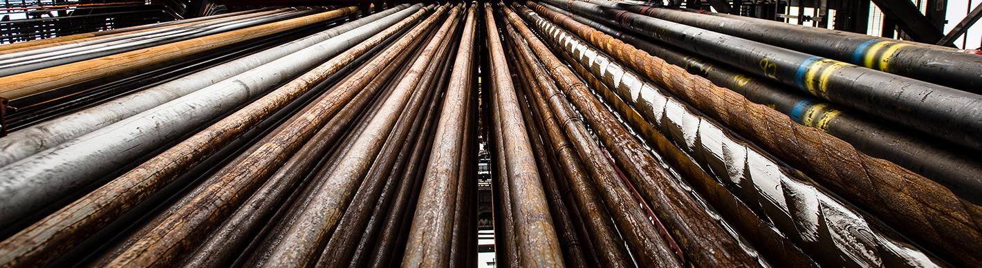 Drill pipes - Exploration Production - Total