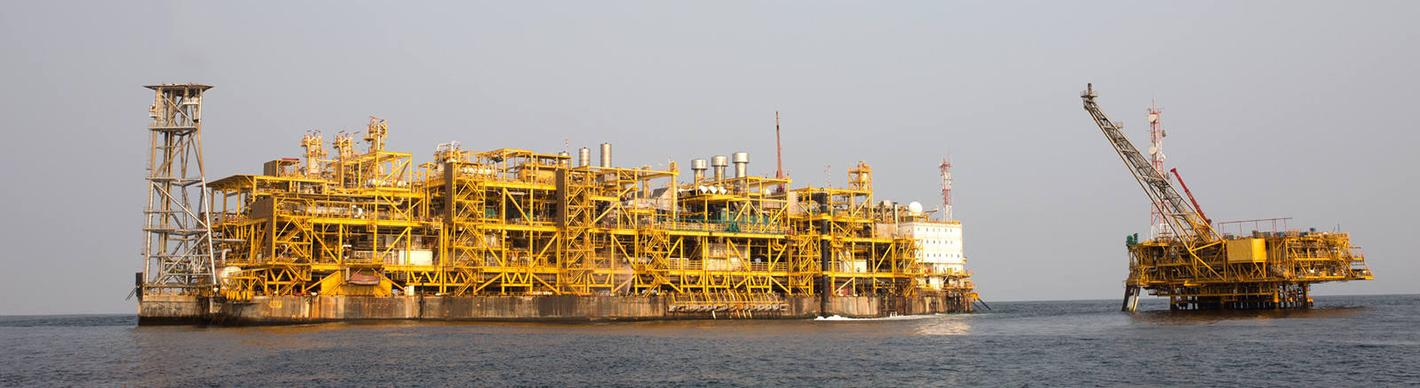 NKP andNKF2 overview, Nkossa deepwater field - Congo - Exploration Production - TotalEnergies