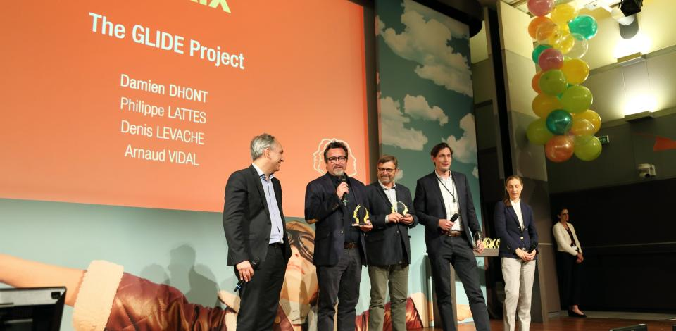 Best Innovators 2018 - 3rd Award - Glide- Exploration Production - TotalEnergies