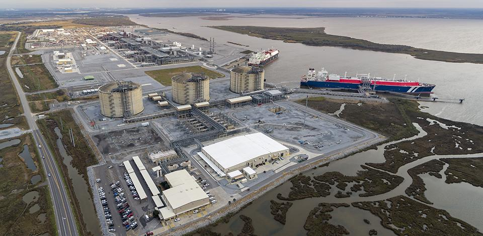 Cameron LNG - Liquefied natural gas- United States - Exploration & Production - Total