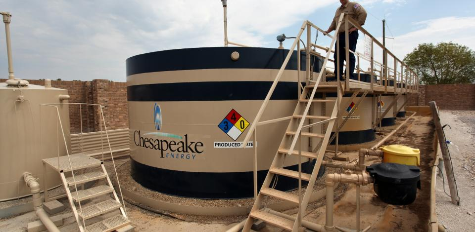 Chesapeake, Utica basin - United States - Unconventional resources - Exploration Production - Total