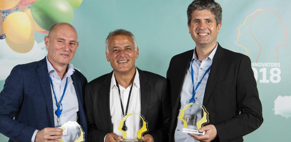 Best Innovators 2018 - Honorary Chair Award - Cement-sheath Integrity- Exploration Production - TotalEnergies